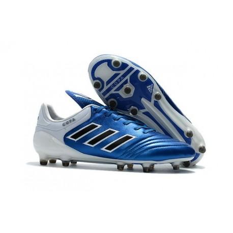 newest 3f876 9beac Nuevo Bota de futbol adidas Copa 17.1 FG Azul Blanco Negro