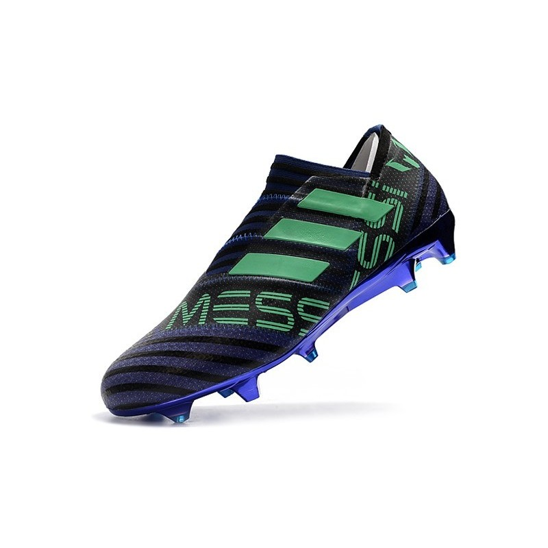 adidas Junior Predator 18.3 FG Football Boots Unity InkAero GreenHi Re Green