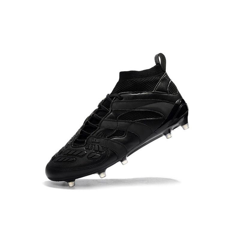 100% authentic ae6e5 e707b Botas de fútbol Adidas Predator Accelerator DB FG Todo Negro Ampliar.  Anterior. Siguiente