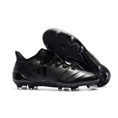 size 40 d65d0 1d7d0 Baratas Botas de fútbol Adidas X 17.1 FG Todo Negro