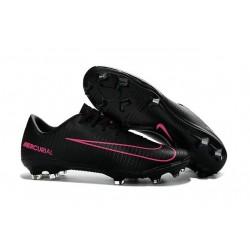 Baratas Botas de fútbol Nike Mercurial Vapor XI FG Negro Rosa