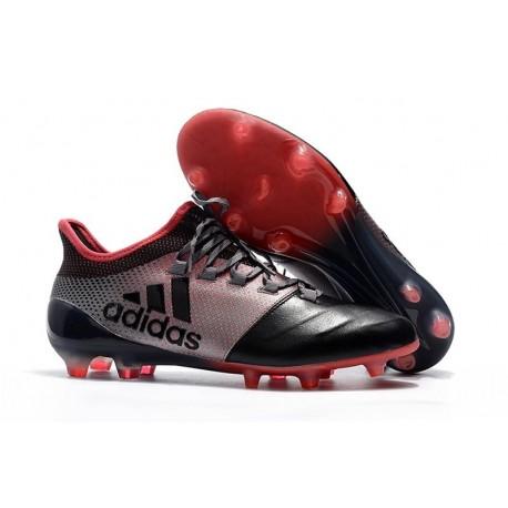 Nuevo Botas de fútbol Adidas X 17.1 FG Rosa Negro