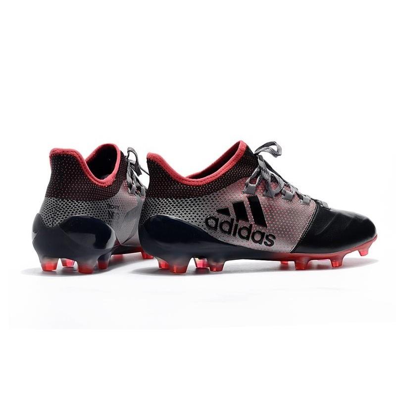 best sneakers 253a4 f85c0 Nuevo Botas de fútbol Adidas X 17.1 FG Rosa Negro Ampliar. Anterior.  Siguiente