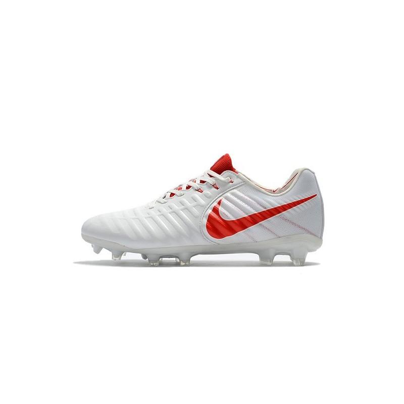 huge selection of 290bc 11096 Botas Baratas Nike Tiempo Legend VII FG Blanco Rojo Ampliar. Anterior.  Siguiente