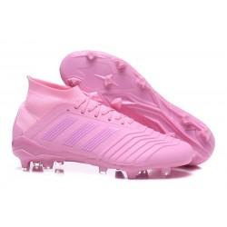 Nuevo Zapatillas de fútbol adidas Predator 18.1 FG Rosa