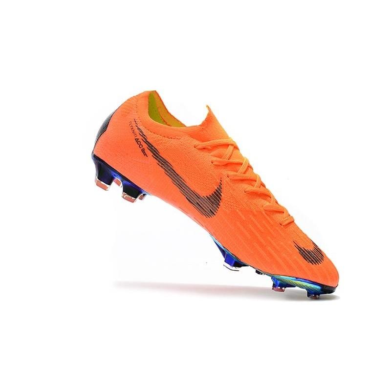cheap for discount 8fdd9 a6974 Zapatillas de fútbol Nike Mercurial Vapor XII Elite FG Naranja Negro  Ampliar. Anterior. Siguiente
