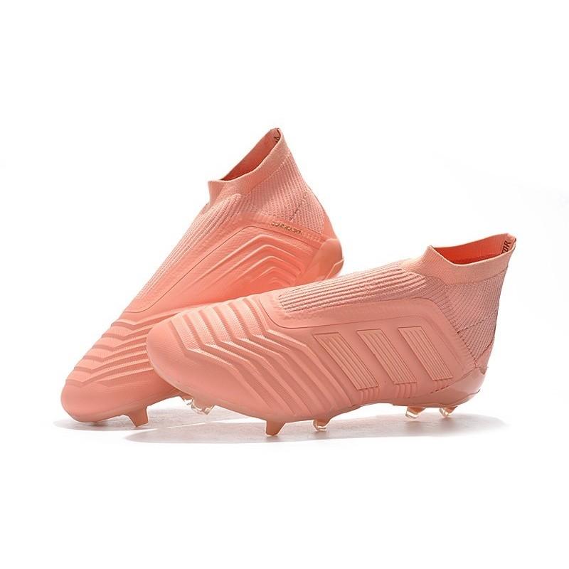 133ede2be2ebe Nuevo Zapatillas de fútbol Adidas PP Predator 18+ FG Rosa