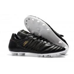 Zapatillas de fútbol Adidas Copa Mundial FG Negro Blanco