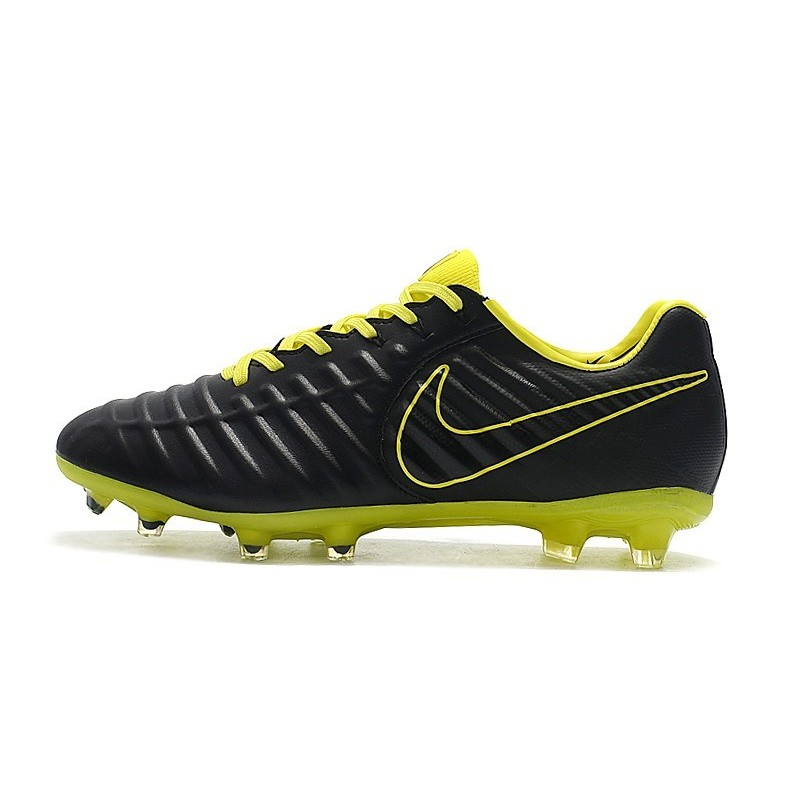 Zapatillas de fútbol Baratas Nike Tiempo Legend VII FG Amarillo Negro  Ampliar. Anterior. Siguiente 5f3c4b5bdb1ac