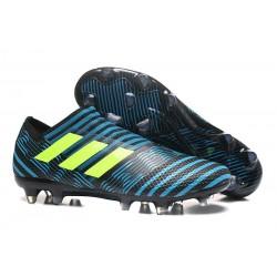 Adidas Nemeziz 17+ 360 Agility FG para Hombre Azul Amarillo Negro