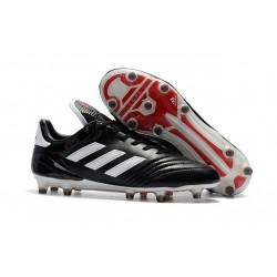 Zapatos de fútbol Adidas Copa 17.1 FG Negro Blanco Rojo