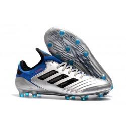 Nuevo Botas de fútbol Adidas Copa 18.1 FG Plata Negro Azul