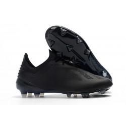 Botas Baratas - Zapatillas de fútbol Adidas X 18.1 FG Todo Negro