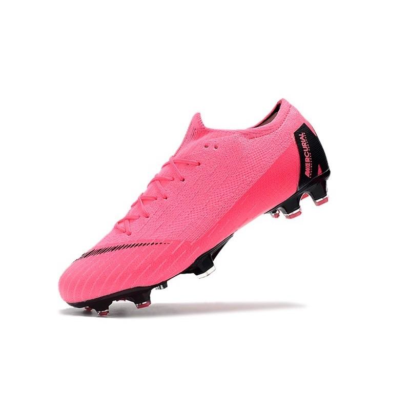 Vapor de Zapatillas Ampliar fútbol Siguiente Anterior Mercurial Rosa XII Nike Elite FG Negro ITqdAqHw