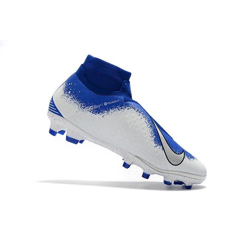 precisamente fama Huérfano  comprar botas futbol nike phantom vision elite df fg azul gz213be ...