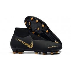 Botas de fútbol Nike Phantom VSN Elite DF FG Black Lux