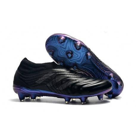 Botas de futbol Baratas Adidas Copa 19+ FG Negro Azul