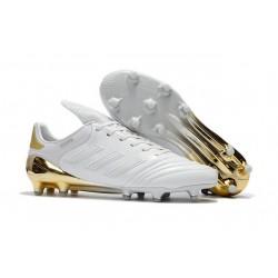 Zapatos de fútbol Hombre Adidas Copa 17.1 FG Oro Blanco