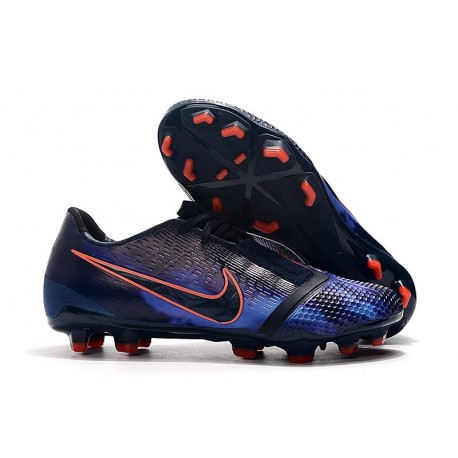 Botas de Fútbol Nike Phantom Venom Elite FG Obsidiana Negro