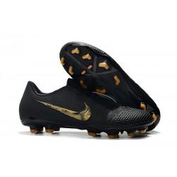 Botas de Fútbol Nike Phantom Venom Elite FG Negro Oro