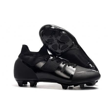 Nike Mercurial GS 360 Zapatos de Futbol - Negro
