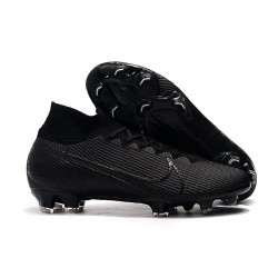 Nike Mercurial Superfly VII Elite FG Zapatos Under The Radar Negro