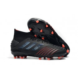 Botas de fútbol Baratas adidas Predator 19.1 FG Archetic Negro