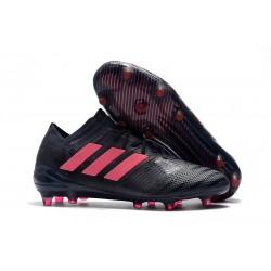 Zapatos de fútbol Adidas Nemeziz Messi 17.1 FG Nergo Rosa