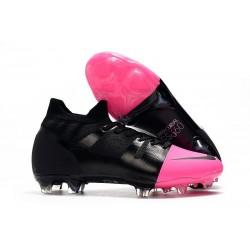 Nike Mercurial GS 360 Zapatos de Futbol - Negro Rosa