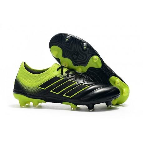 Nuevo Adidas Copa 19.1 FG Zapatillas de fútbol Negro Voltio