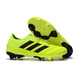 Nuevo Adidas Copa 19.1 FG Zapatillas de fútbol Voltio Negro