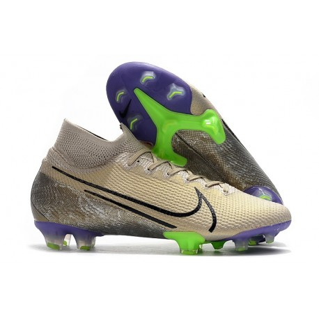 Nike Mercurial Superfly VII Elite FG Zapatos Desert Sand