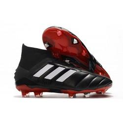 Botas de fútbol adidas Predator 19.1 FG Negro