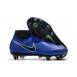 Nike Phantom Vision DF Elite SG Pro AC Azul Cromo Blanco