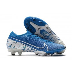 Nike Mercurial Vapor 13 Elite AG Pro New Lights Azul Blanco