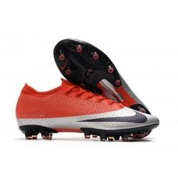 Nike Mercurial Vapor 13 Elite AG Pro Rojo Gris Negro