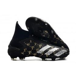 Botas adidas Predator Mutator 20+ FG Paul Pogba Negro Gris