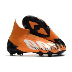 Botas adidas Predator Mutator 20+ FG Naranja Blanco Rojo