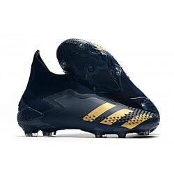 adidas Zapatillas Predator Mutator 20+ FG Negro Oro