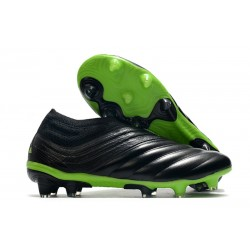 adidas Copa 20+ FG Botas de fútbol - Negro Verde