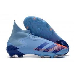adidas Zapatillas Predator Mutator 20+ FG Azul Naranja