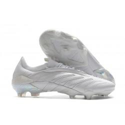 Botas de Fútbol adidas Predator Archive FG Hombres Blanco