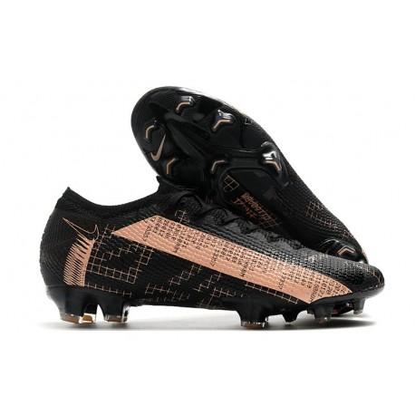 Zapatos Nike Mercurial Vapor XIII Elite FG Negro Rosa