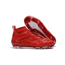 Botas de fútbol Adidas Predator Accelerator DB FG Todo Rojo