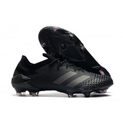 adidas Botas de fútbol Predator Mutator 20.1 Low FG Negro