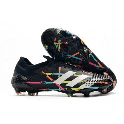 adidas Botas de fútbol Predator Mutator 20.1 Low FG ART Unity in Diversity