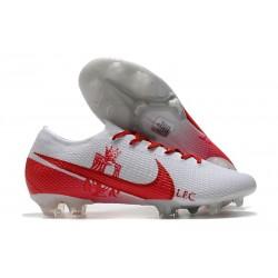 Nike Mercurial Vapor 13 Elite FG ACC LFC Blanco Rojo