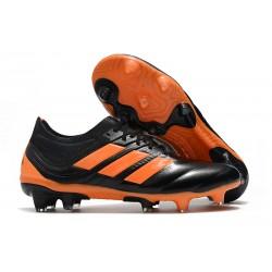 Nuevo Adidas Copa 19.1 FG Zapatillas de fútbol Negro Naranja