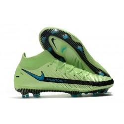 Nike Phantom Generative Texture Elite DF FG Verde Negro