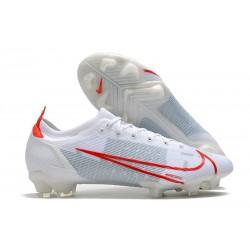 Nike Mercurial Vapor XIV Elite FG Blanco Rojo